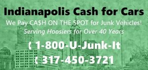 Sell a Junk Vehicle 317-450-3721