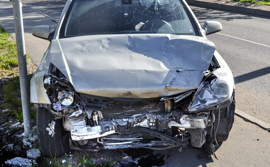 Totaled Car Buyers 317-450-3721